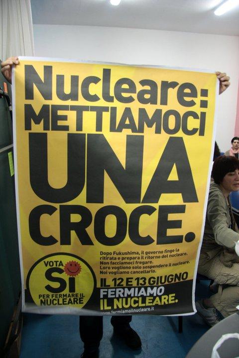 Contro il nucleare
