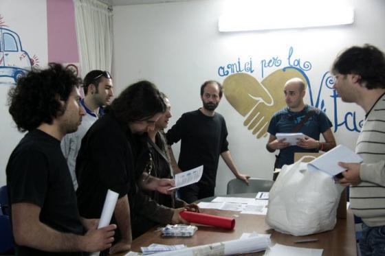 Sede operativa - coordinamento delle risorse