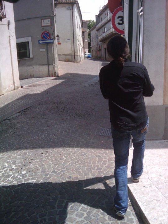 Gazebo itinerante - Daniele