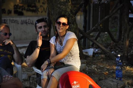Ezio e Marisol