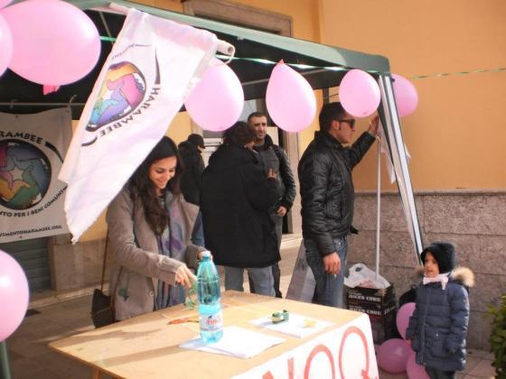 Manifestazione Harambee-Snoq 05